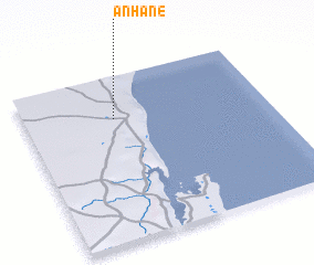 3d view of Anhane