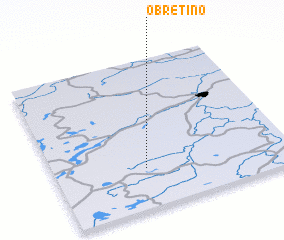 3d view of Obretino