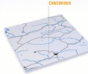 3d view of Chashkovo