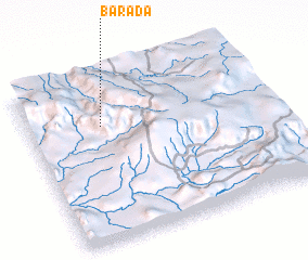 3d view of Barada