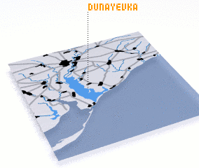 3d view of Dunayevka