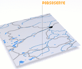 3d view of Podsosen\
