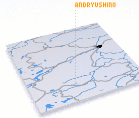 3d view of Andryushino