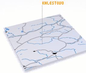 3d view of Khlëstovo
