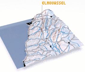 3d view of El Mouâssel
