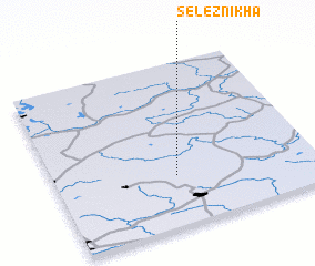 3d view of Seleznikha