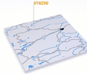 3d view of Vyazov