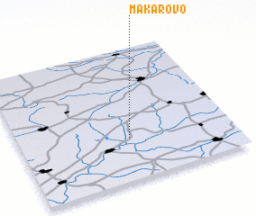 3d view of Makarovo