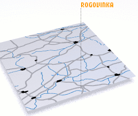 3d view of Rogovinka
