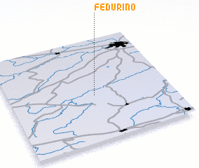 3d view of Fedurino