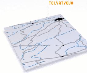 3d view of Telyat\