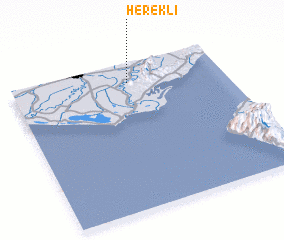 3d view of Herekli