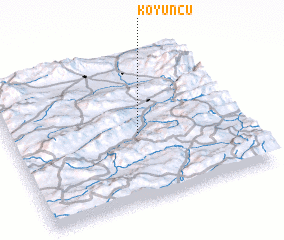 3d view of Koyuncu