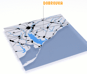 3d view of Dobrovka