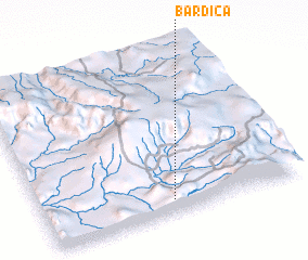 3d view of Bardica
