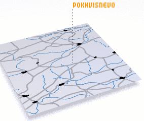 3d view of Pokhvisnevo
