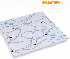 3d view of Goldayevo