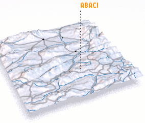 3d view of Abacı