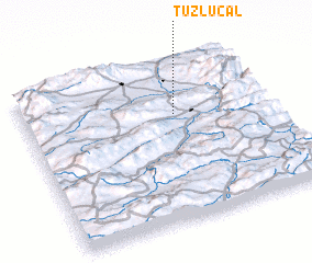 3d view of Tuzluçal