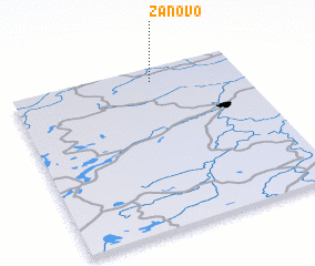 3d view of Zanovo