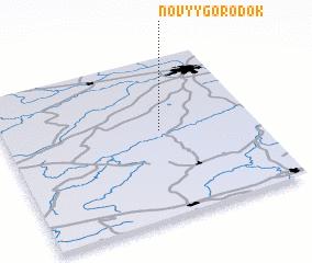 3d view of Novyy Gorodok