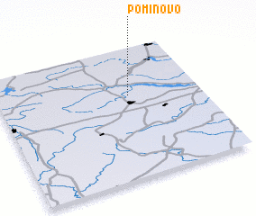 3d view of Pominovo