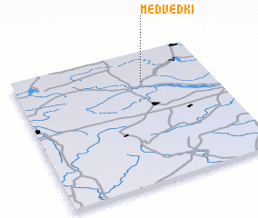 3d view of Medvedki