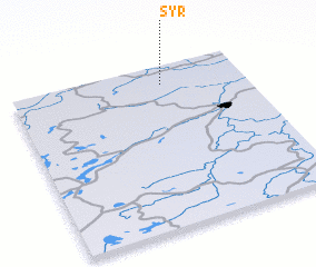 3d view of Syr\