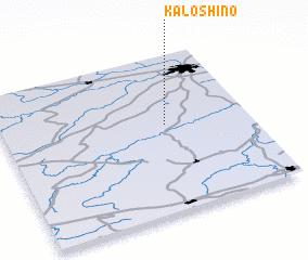 3d view of Kaloshino