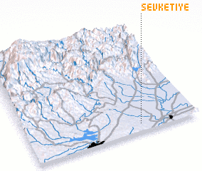 3d view of Sevketiye
