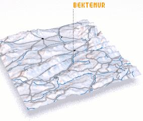 3d view of Bektemür