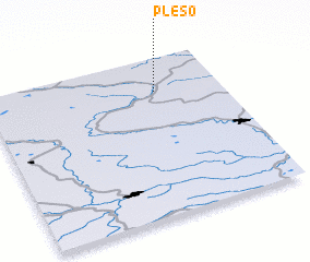 3d view of Plëso