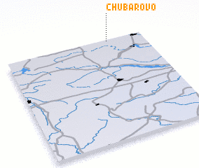 3d view of Chubarovo