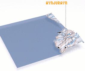 3d view of 'Ayn Jurayn