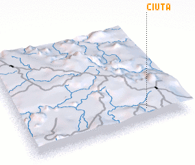 3d view of Ciuta