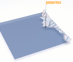 3d view of Qunayniş
