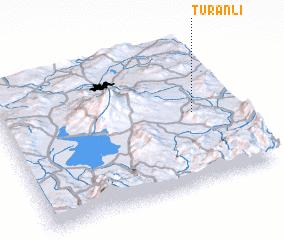 3d view of Turanlı