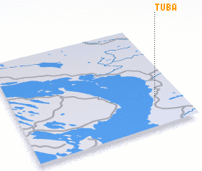 3d view of Tuba