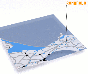 3d view of Romanovo