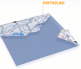 3d view of Kurtkulağı