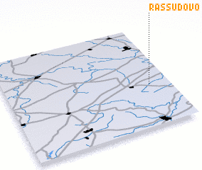 3d view of Rassudovo
