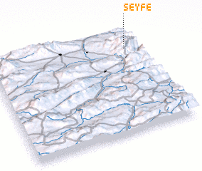 3d view of Seyfe
