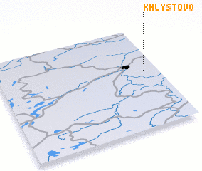 3d view of Khlystovo