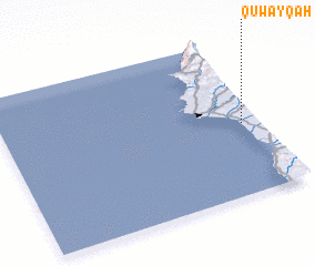 3d view of Quwayqah