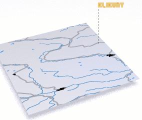3d view of Klikuny