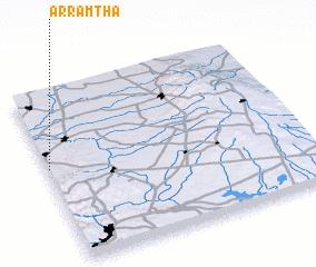 3d view of Ar Ramthā