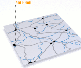 3d view of Bolkhov