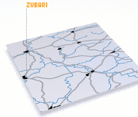 3d view of Zubari