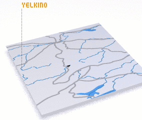 3d view of Yëlkino