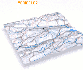3d view of Yeniceler